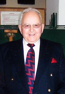 Mr Patrick Leonard John Tickner
