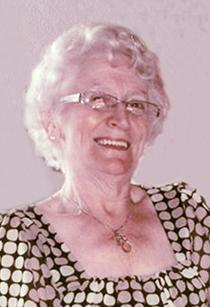 Elizabeth 'Betty' Burnett
