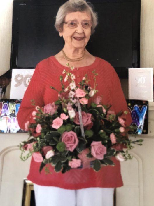 Betty Doreen Barrack