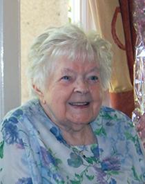 Mrs Lillian 'Kathy' Ford