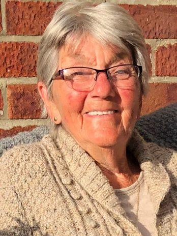 Mrs Ruth Mercer