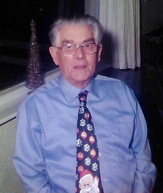 Richard Joseph Holden  BEM