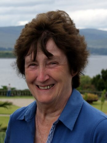 Yvonne Frances O'Donovan