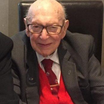 Rev. Norman Stanley Jenkinson